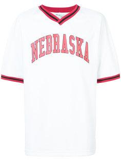 nebraska T-shirt Off-White