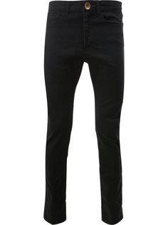 классические джинсы скинни Maison Mihara Yasuhiro