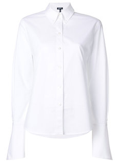 классическая рубашка  Jil Sander Navy