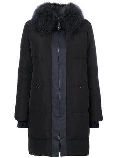 hooded puffer coat Fabiana Filippi
