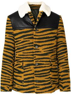 куртка с тигровым узором Stella McCartney