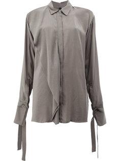 рубашка с откидными деталями Ilaria Nistri
