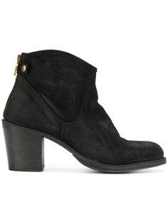 Lola suede boots Fiorentini +  Baker