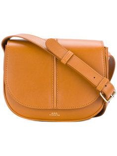 классическая сумка-сэтчел A.P.C.