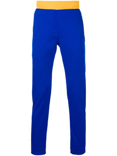 спортивные брюки дизайна колор-блок Junya Watanabe Comme Des Garçons Man