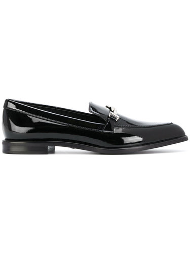 pointed toe loafers Tod's