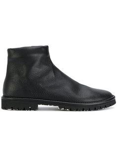 ботинки по щиколотку на плоской подошве Marsèll