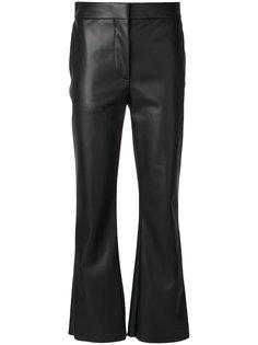 байкерские брюки клеш  Cédric Charlier