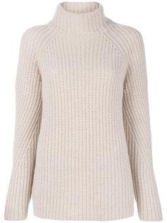 свитер с отворотом Iris Von Arnim