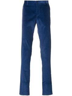 вельветовые брюки  Etro