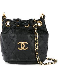 сумка-мешок Chanel Vintage