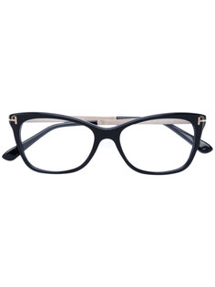 cat eye glasses Tom Ford Eyewear