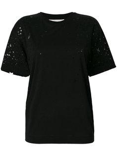 футболка со звездой  Stella McCartney