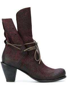 ботинки в Викторианском стиле Lost & Found Ria Dunn