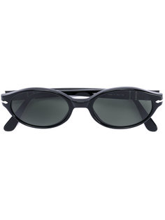 slim oval framed sunglasses Persol Vintage