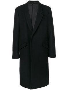 однобортное пальто Isabel Benenato