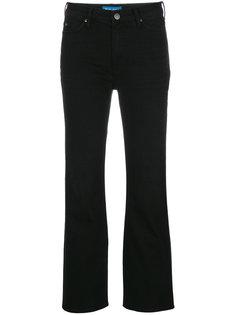 укороченные расклешенные джинсы Marty Mih Jeans