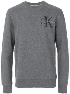толстовка с принтом-логотипом Ck Jeans