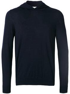 knitted lightweight hoodie Maison Margiela