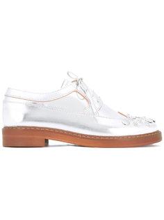 ботинки-броги с заклепками Mm6 Maison Margiela