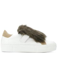 кроссовки Moncler