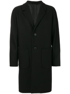 double breasted coat Hevo