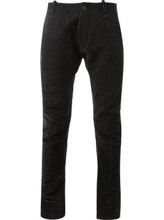 брюки скинни Masnada