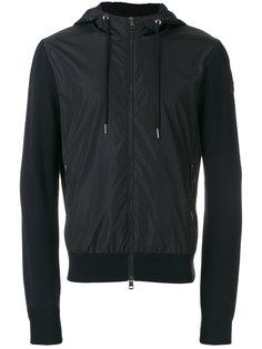 classic hooded sweatshirt Moncler