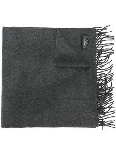 шарф с бахромой Givenchy