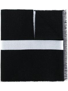 джемпер с контрастной полоской Givenchy