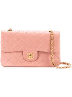 сумка с откидным клапаном Chanel Vintage