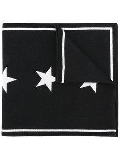 шарф со звездами Givenchy