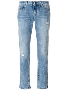 приталенные джинсы Jacob Cohen