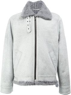 куртка с воротником из овчины Ports 1961