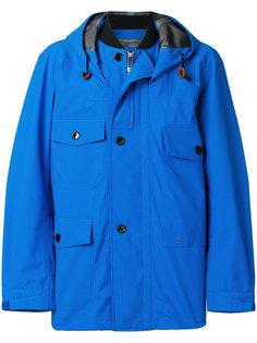 куртка-бомбер с капюшоном Junya Watanabe Comme Des Garçons Man