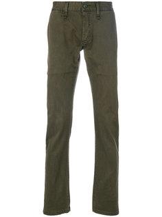 regular fit trousers Denham