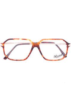 1970s square framed glasses Persol Vintage