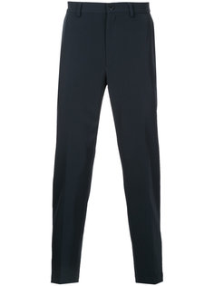 cropped tailored trousers En Route