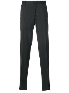брюки средней посадки Z Zegna