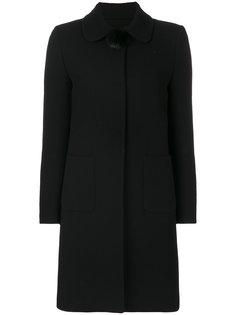 пальто с накладными карманами LAutre Chose