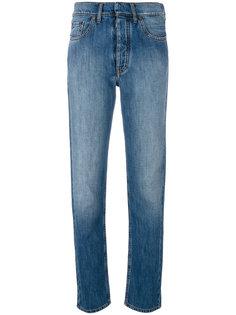 классические зауженные брюки  Maison Margiela