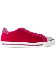 velvet sneakers René Caovilla