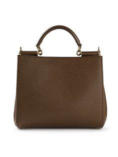 маленькая сумка-тоут Miss Sicily Dolce & Gabbana