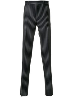 классические брюки в полоску Givenchy