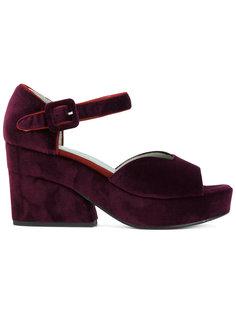 platform sandals Paola Darcano
