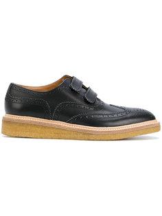 Sacramento oxford shoes Weber Hodel Feder