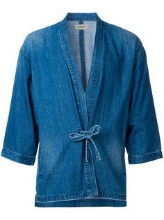 рубашка в стиле кимоно monkey time