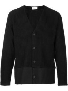 classic knitted cardigan En Route