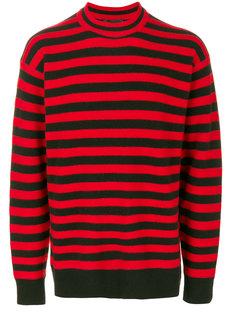 полосатый свитер Alexander Wang