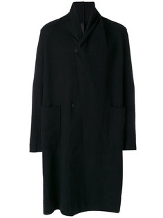 пальто с лацканами-шалькой  Poème Bohémien